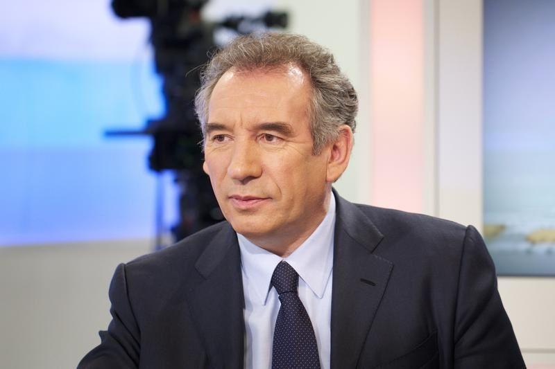 François Bayrou face à Le Foll et Polony dans Des paroles et des actes.