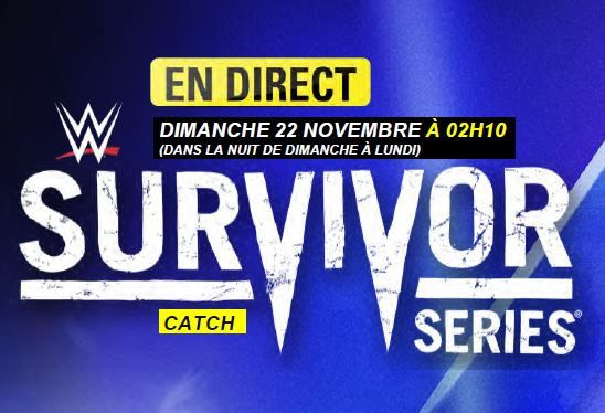 Catch US : le Survivor Series 2015 avec The Undertaker, en direct sur AB1.