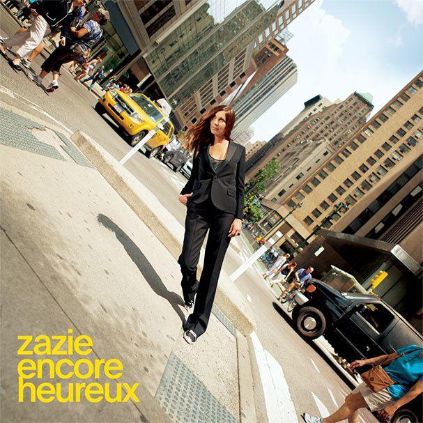 Zazie interprète Pise lors de l'émission C à vous (Vidéo).