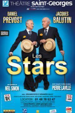 En direct ce 20 novembre : Daniel Prévost et Jacques Balutin sur scène.