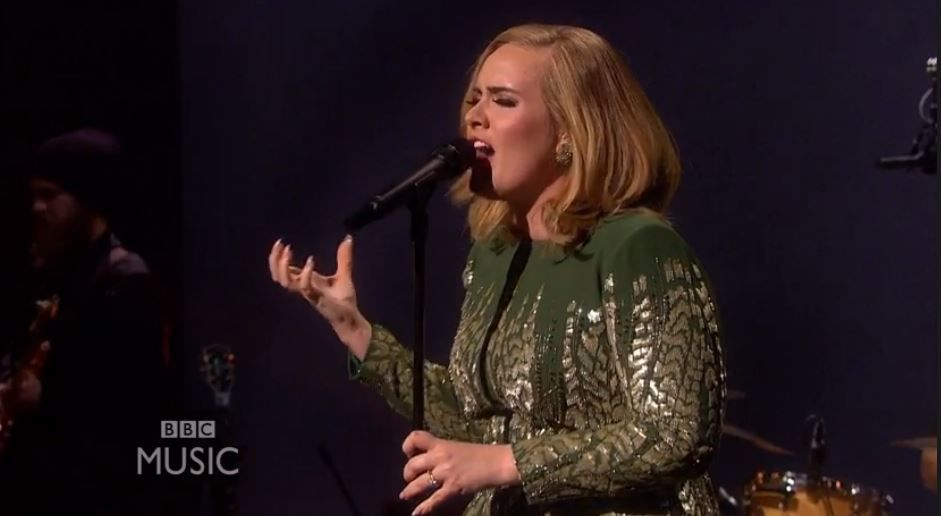 Emission Adele at the BBC, avec Graham Norton : ce jeudi sur France 2.