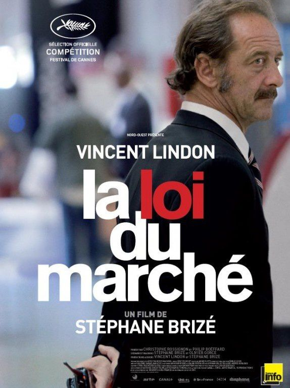 Nominations European Film Awards : Vincent Lindon et La famille Bélier en lice.