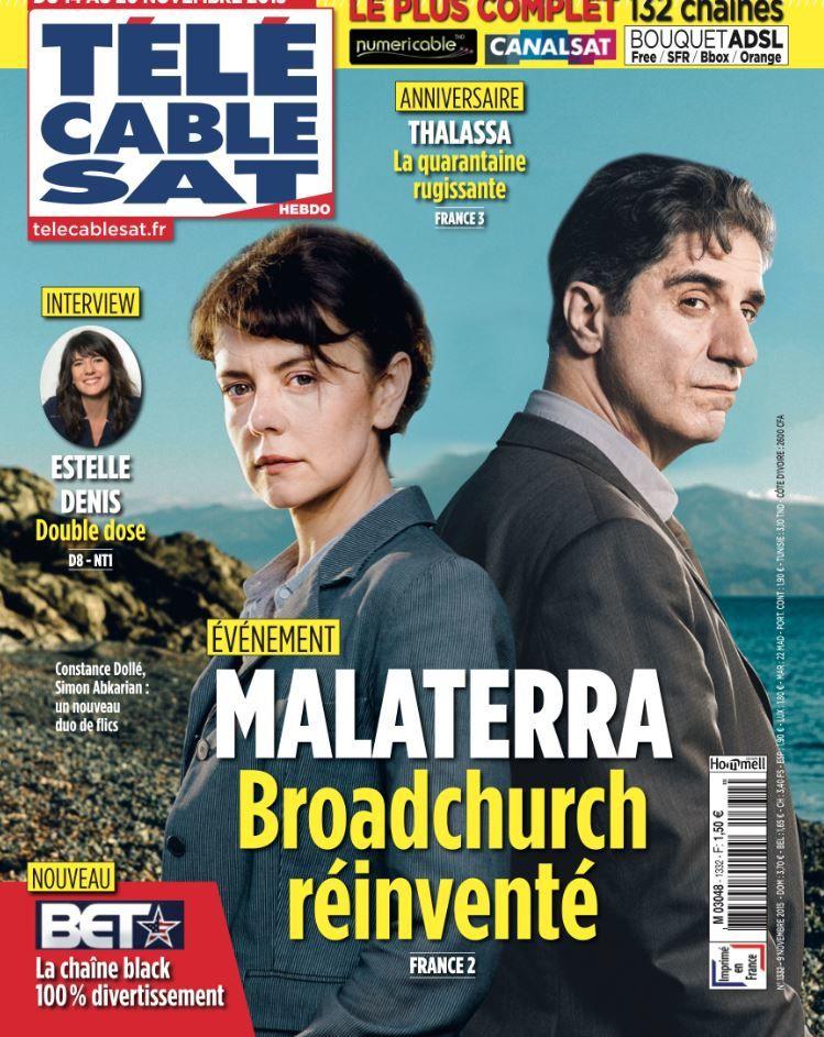 La Une de la presse hebdo TV : Louane, Nagui, Simon Abkarian...