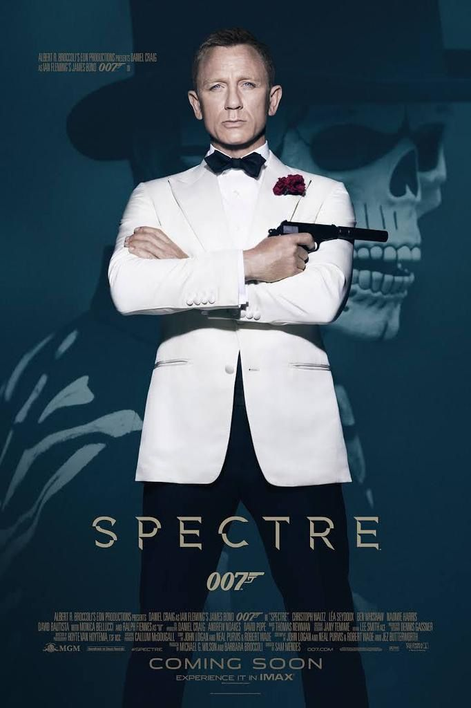 Box-office France : record hebdomadaire en 2015 pour Spectre.