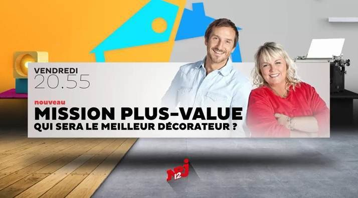 Audience faible pour Mission plus-value sur NRJ12.