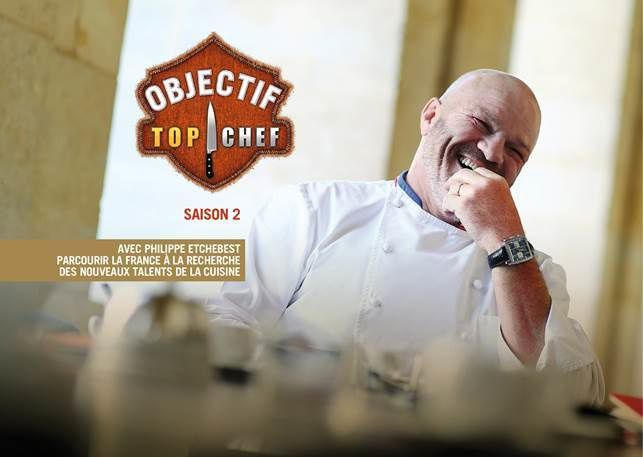 Record d'audience hebdomadaire pour Objectif Top Chef.