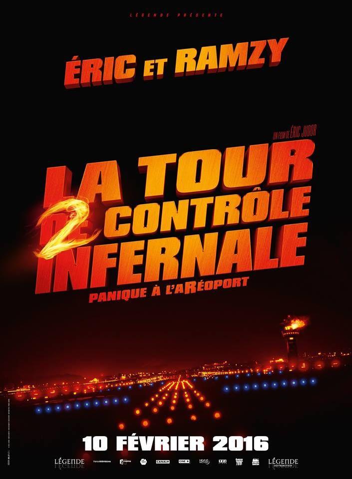 Teaser vidéo de La Tour 2 Contrôle Infernale avec Eric et Ramzy.