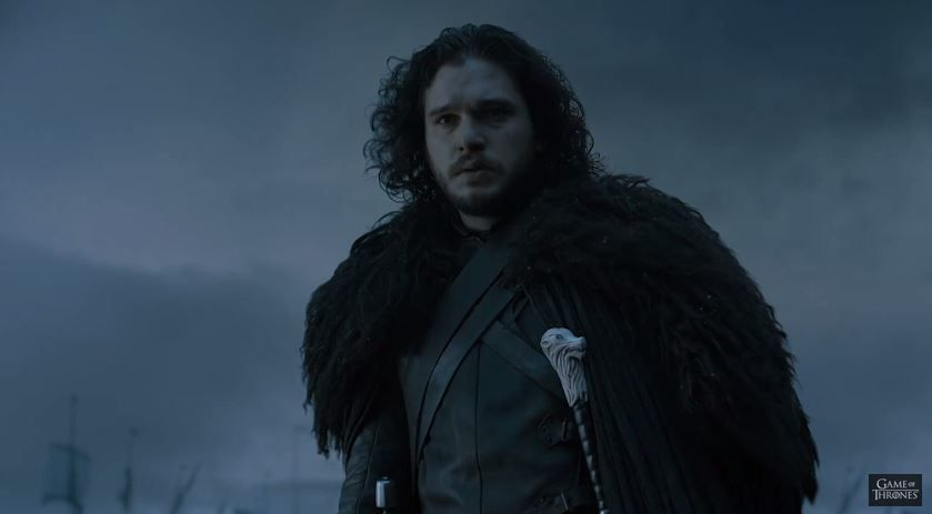 Teaser de la saison 6 de Game of Thrones (Vidéo).