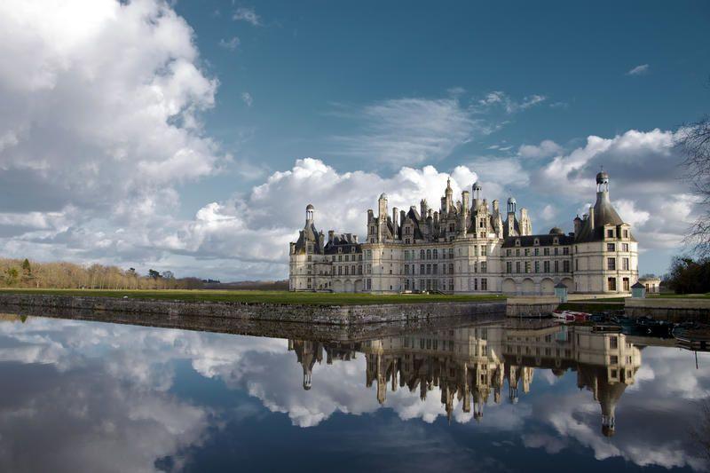 Document inédit, sur ARTE : Chambord, le château, le roi et l'architecte.