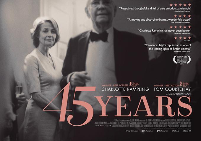 Cinéma : le palmarès des LAFCA (Charlotte Rampling récompensée).