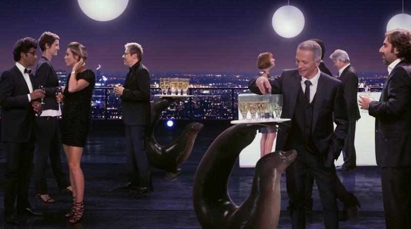 France 3, habillage des fêtes : les spots avec les animateurs et journalistes.