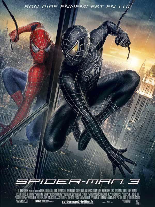 Une trilogie Spiderman cette journée de lundi sur TF1.