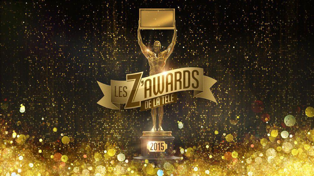 Palmarès des Z'Awards de la télé : les catégories et les invités.