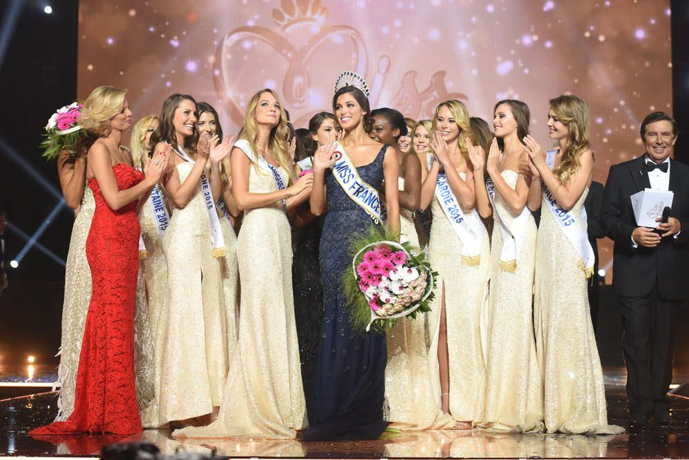Audience de l'élection de Miss France 2016, en direct sur TF1.