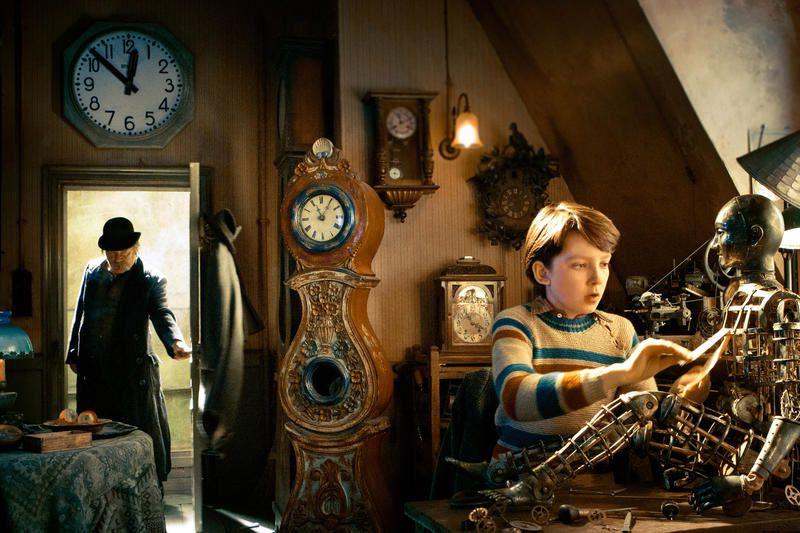Inédit en clair, &quot&#x3B;Hugo Cabret&quot&#x3B; de Scorsese ce 31 décembre sur France 3.