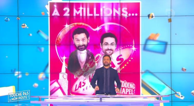 Audiences de TPMP, C à vous, Grand journal et Wish List mardi.
