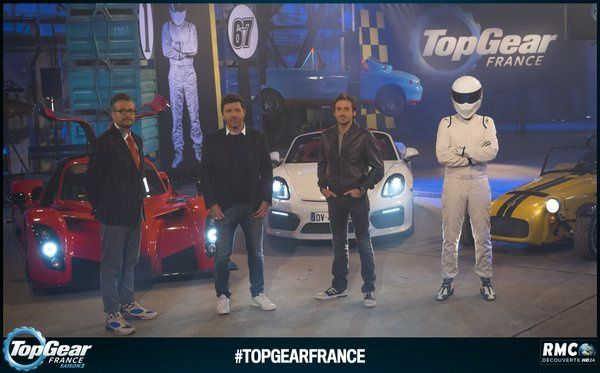Audience et replay de Top Gear France saison 2.