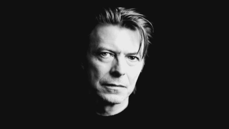 Le légendaire artiste David Bowie est décédé ce week-end.