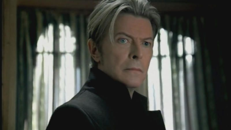 Revoir le documentaire &quot&#x3B;David Bowie, l'homme cent visages&quot&#x3B;.