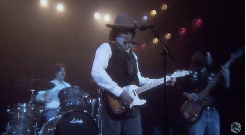Jimmy Fallon dans la peau de Bob Dylan (vidéo Tonight Show).
