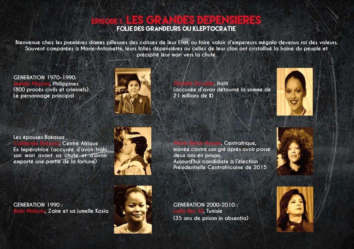 La série documentaire Despot Housewives dès le 10 février sur France Ô.