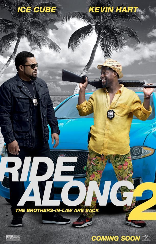 Box-office USA : la comédie Ride Along 2 prend la tête.