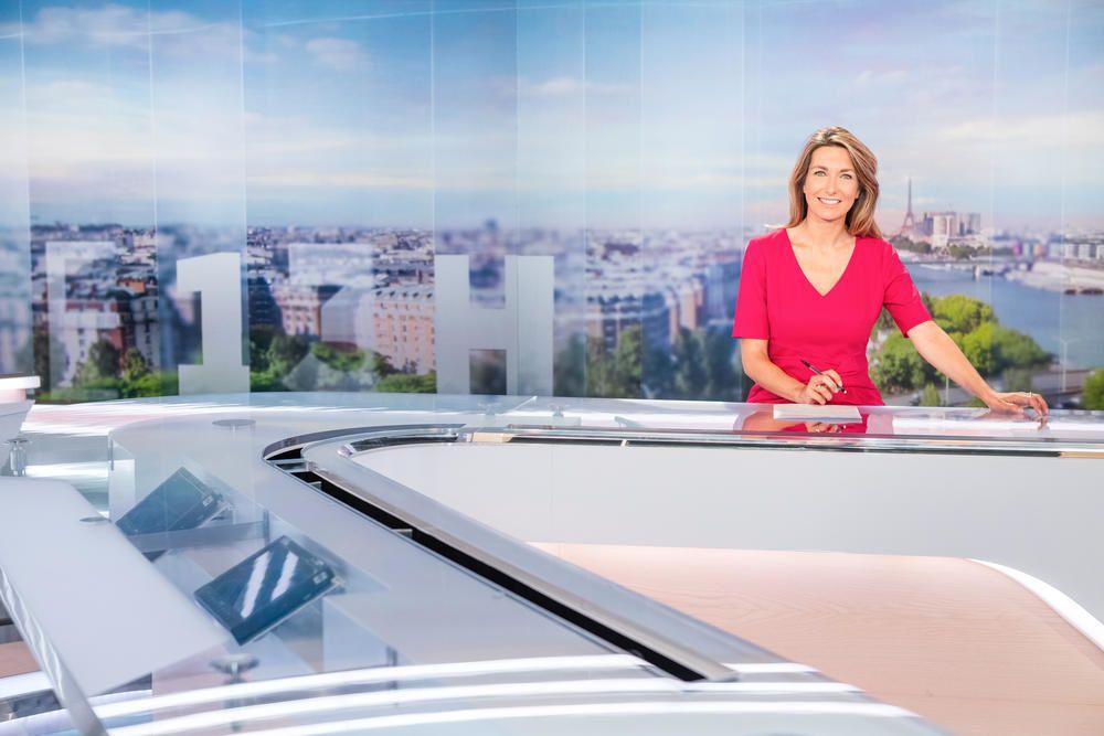 JT, Reportages, 7 à 8 : audience des rendez-vous info de TF1 dimanche.