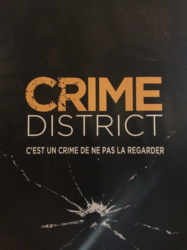 Crime District, nouvelle chaîne du groupe AB.