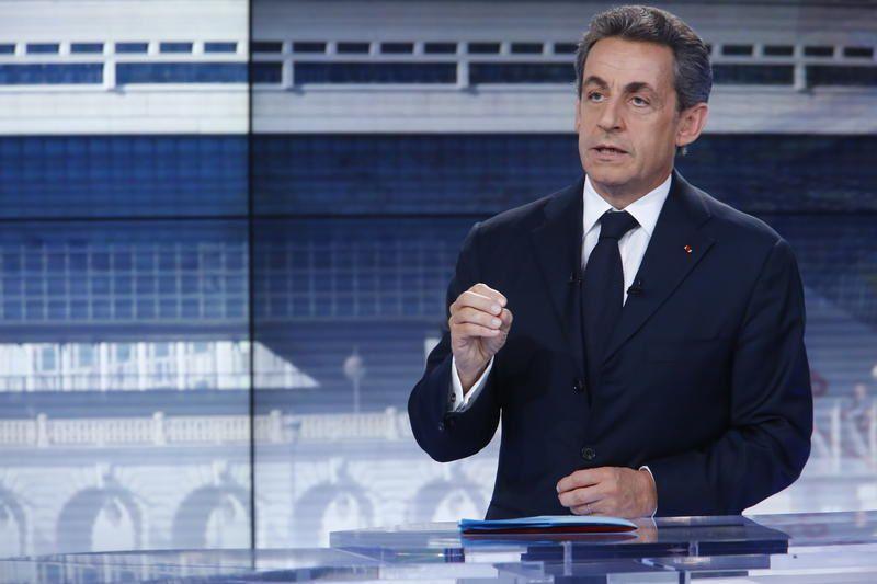 Des paroles des actes avec Nicolas Sarkozy le jeudi 4 février.