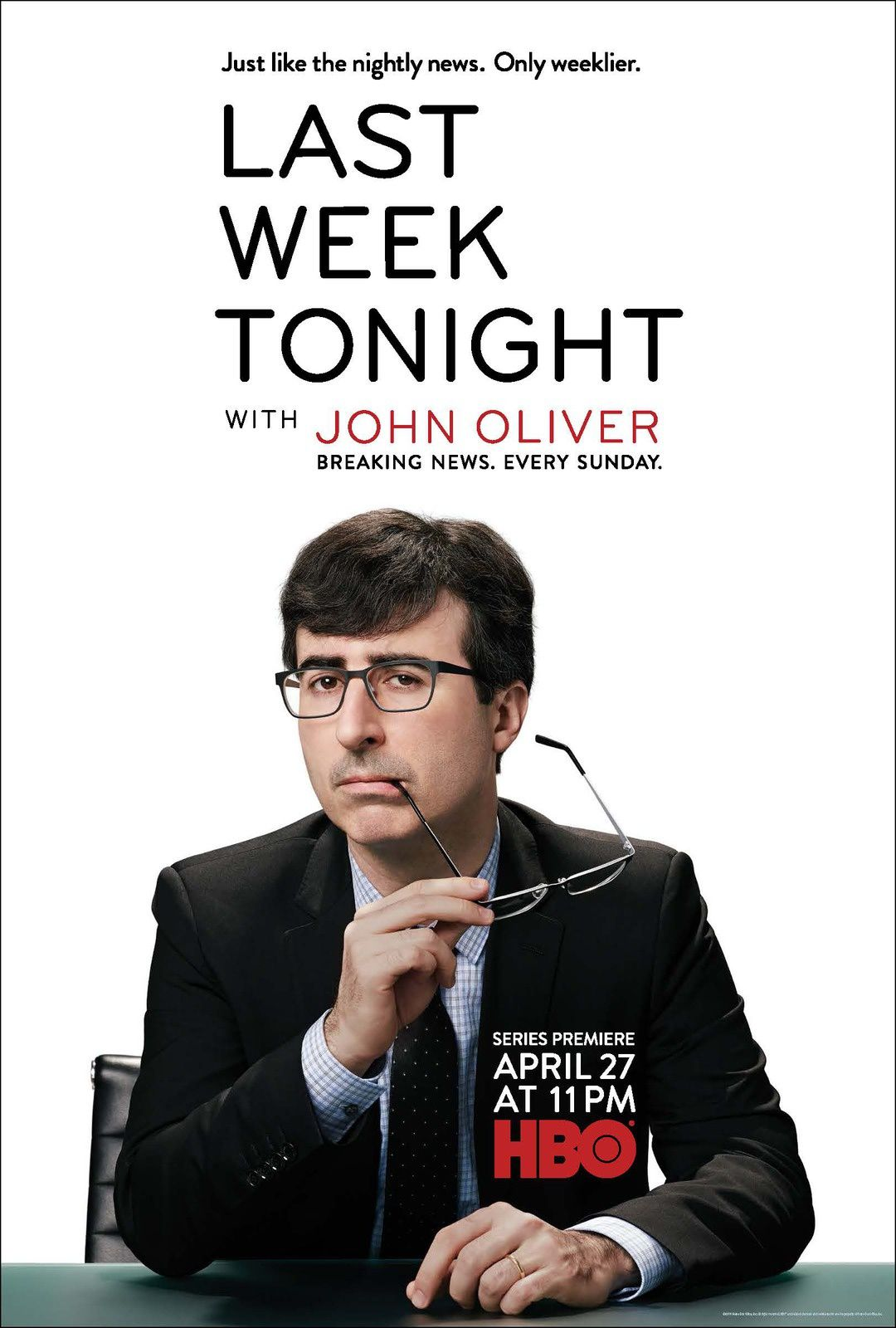 Le Talk-Show &quot&#x3B;Last Week Tonight With John Oliver&quot&#x3B; arrive sur OCS.