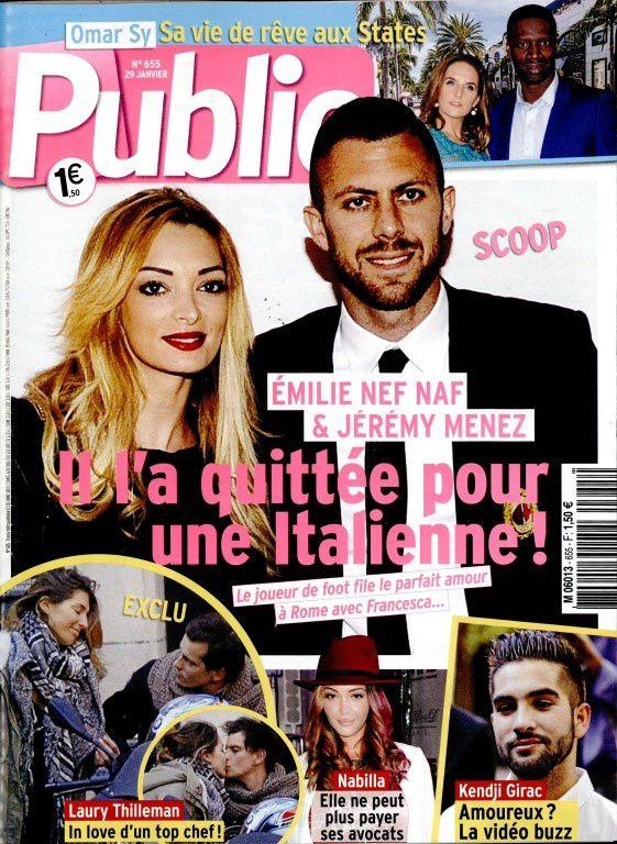 La Une de la presse people ce vendredi : Céline Dion, Sophie Marceau, Cyril Lignac...