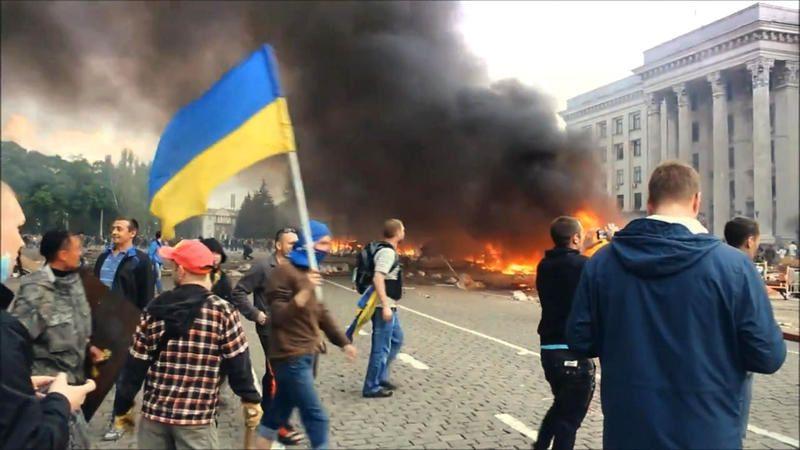 Ukraine, les masques de la Révolution : enquête de Paul Moreira diffusée ce lundi soir.