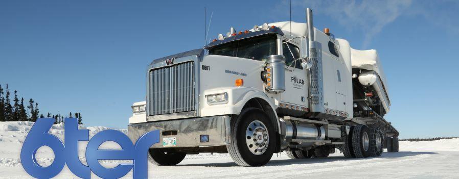Nouvelle saison d'Ice Road Truckers dès ce samedi sur 6ter.