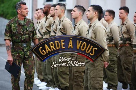 Garde à vous sur M6: 70% des Français pour le retour du Service militaire obligatoire.