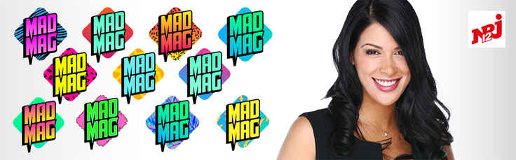 Le Mad Mag avec Ayem et Martial dès ce mardi sur NRJ12.