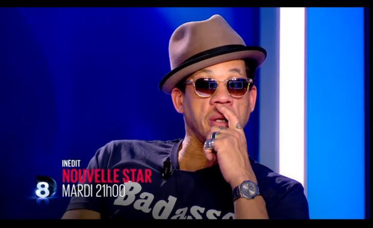 Audience et replay des auditions d'hier de Nouvelle Star sur D8.