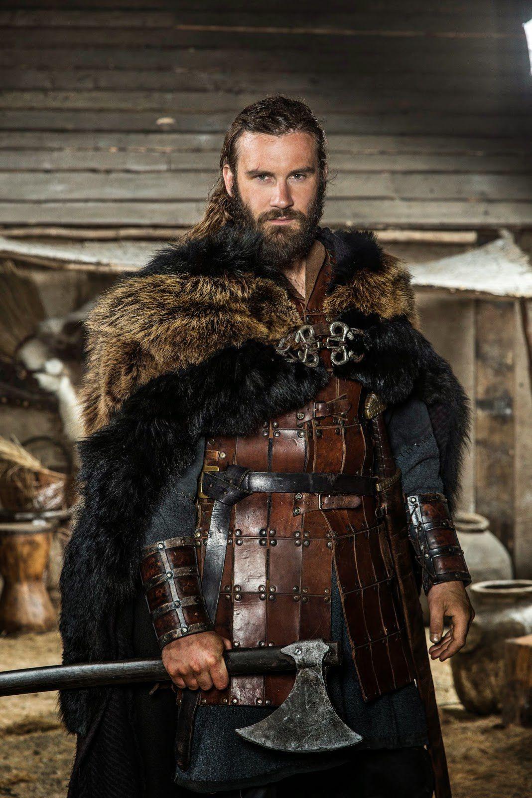 Clive Standen : de Vikings à la série Taken.