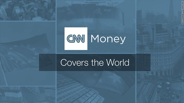 CNN développe la marque CNNMoney à l'international.