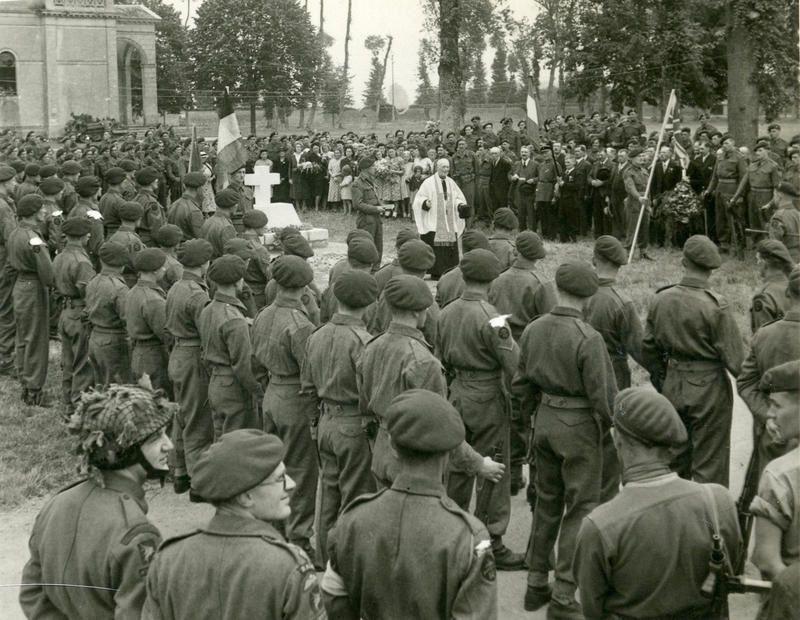 Aumôniers en temps de guerre : document cette nuit sur France 3.