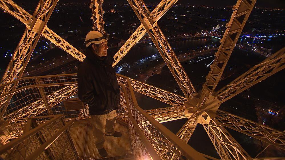 4 saisons à la Tour Eiffel ce dimanche après-midi sur TF1.