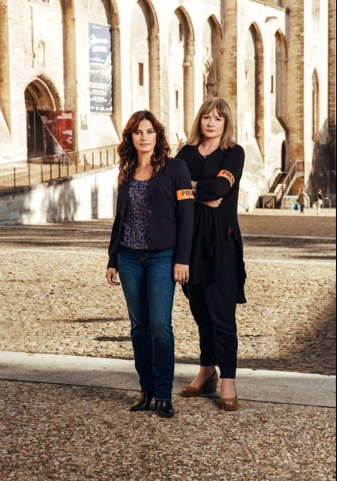 Meurtres à Avignon en tête des audiences, moins d'un an après sa 1ère diffusion...