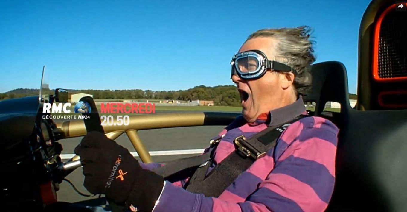 Inédit ce mercredi sur RMC Découverte : Top Gear 100% British.
