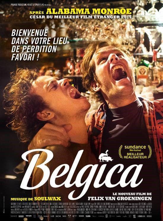 Sortie ce mercredi du film Belgica.