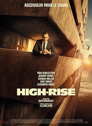 Bande-annonce d'High Rise, avec Tom Hiddleston et Sienna Miller.