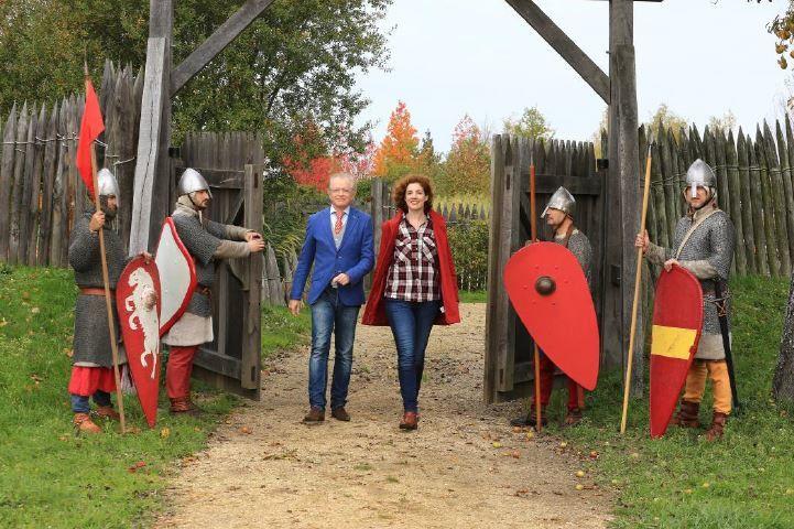La France au temps des chevaliers et des châteaux forts ce soir sur M6.