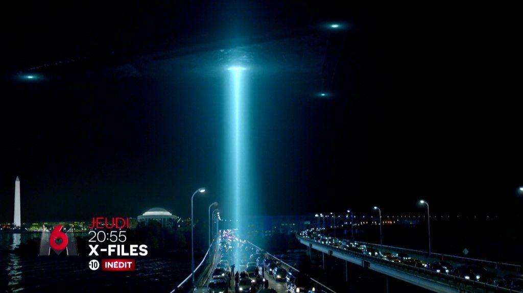 Audience et replay des derniers épisodes inédits de X-Files.