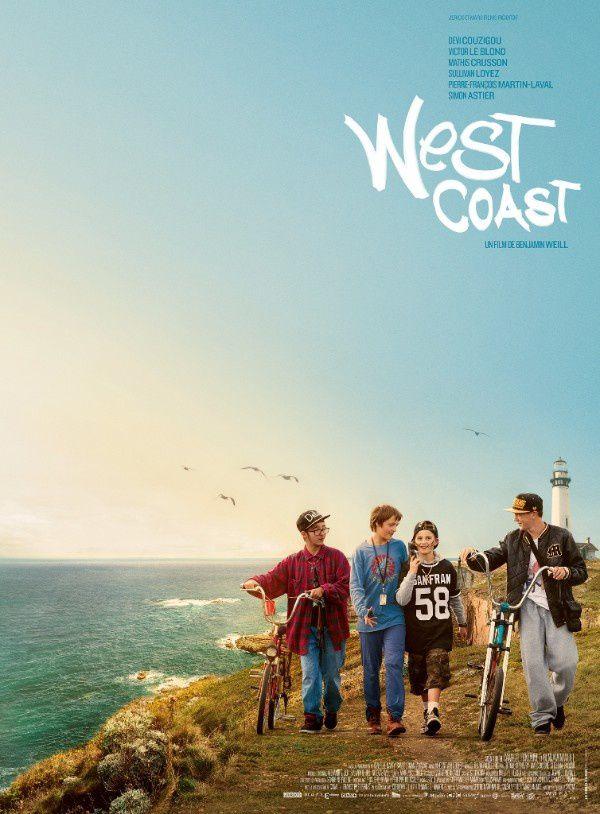 La bande-annonce du film West Coast, de Benjamin Weill.