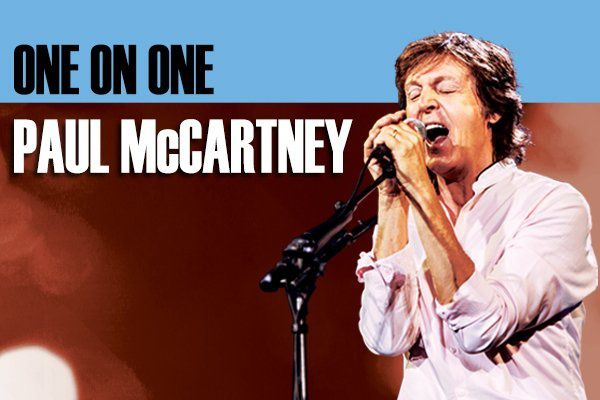 Paul McCartney de retour à Bercy, le 30 mai.