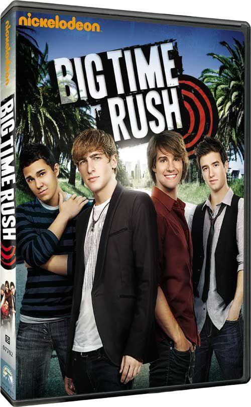 La série jeunesse Big Time Rush en avant-soirée dès ce vendredi sur Gulli.