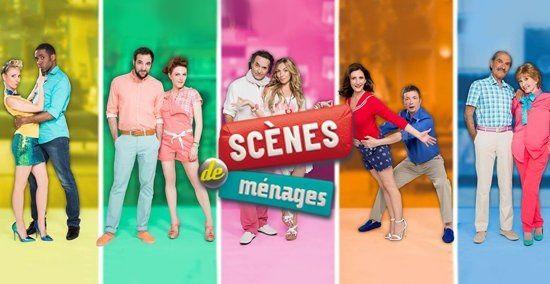 Meilleure semaine de la saison pour Scènes de ménages sur M6.
